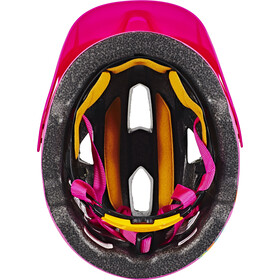 Bell Sidetrack Helm Kinder matte pink/lime